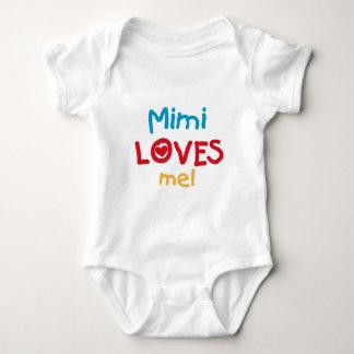 Mimi älskar mig T-tröja och gåvor T Shirt