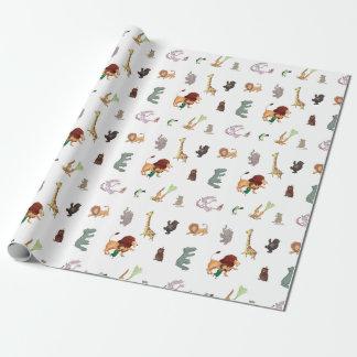 MiMi företag - inpackning av papper Presentpapper
