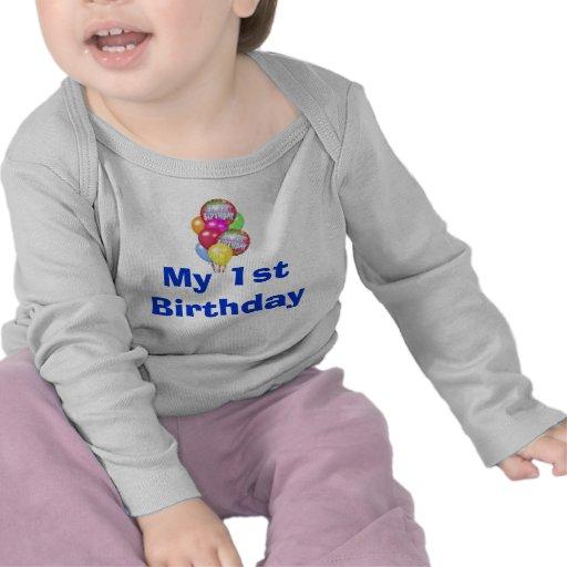 Min 1st födelsedag tröjor
