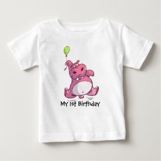 Min 1st födelsedag tshirts