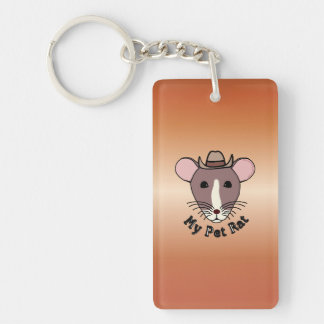 Min älsklings- råtta (cowboyen)