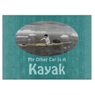 Min annan bil är en kajak