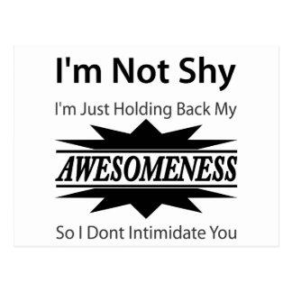 My Awesomeness!