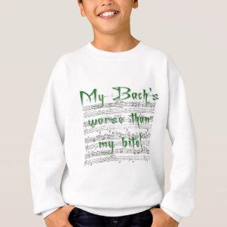 Min Bachs som är värre än min bita! T-shirts