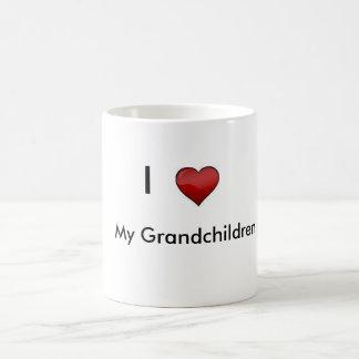 Min barnbarn kaffemugg