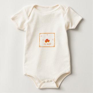 Min bebis min vinkla begynna långa SleeveT-Skjorta Body