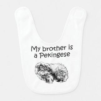 Min broder är en Pekingese Hakklapp
