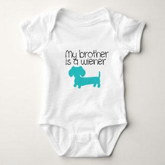 Min broder är en Wiener (blåtthundvalpen) Tröja