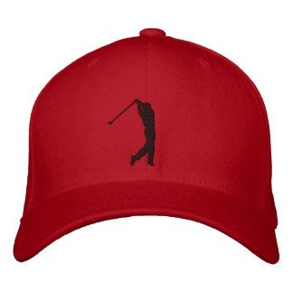 Min broderade hatt för sport Golf