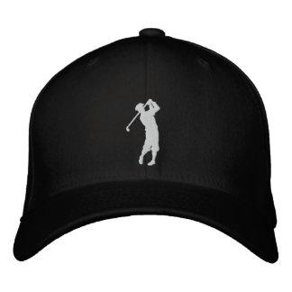 Min broderade hatt för sportGolf klassiker