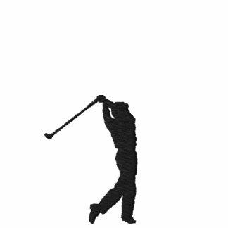 Min broderade T-tröja för sport Golf