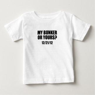 Min bunker eller Din? T-shirt