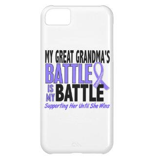 Min cancer för för underbar mormor för strid iPhone 5C fodral