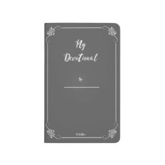 Min Devotional journal (grått)