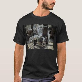 Min döda stjärna - krigbarnskjorta tshirts
