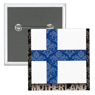 Min fädernesland Finland Knapp