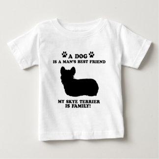 Min familj för skyeterrier, din hund, precis som tshirts