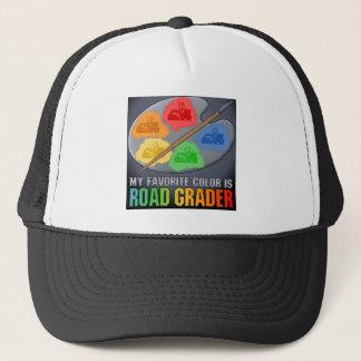 Min favorit- färg är hatten för keps