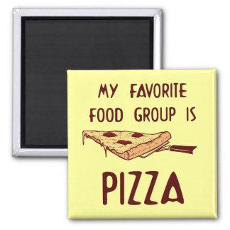 Min favorit- matgrupp är Pizza Magnet