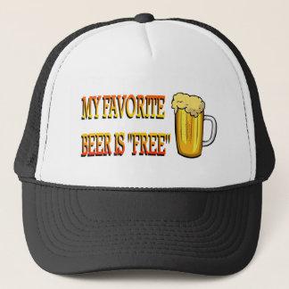 Min favorit- öl är fri keps