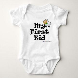 Min första Eid - Eid ulAdha T Shirt