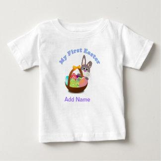 Min första påskskjorta för babypåskgåva tee