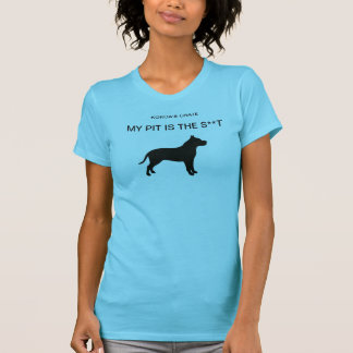 Min grop (PUDRA BLÅTT), Tee Shirt