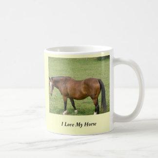 Min häst kaffemugg