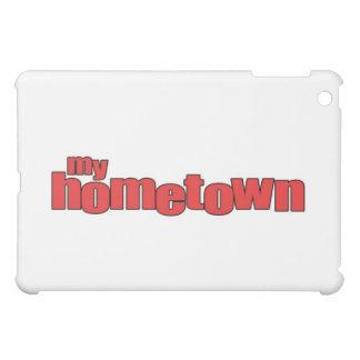 Min hemstad i-Vadderar fodral iPad Mini Skal