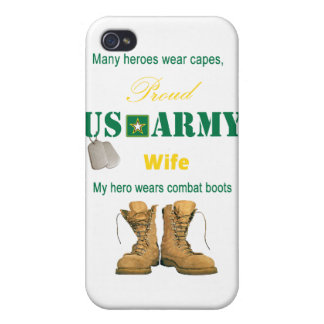 Min hjälte ha på sig det stridkängaIPhone 4 fodral iPhone 4 Skal