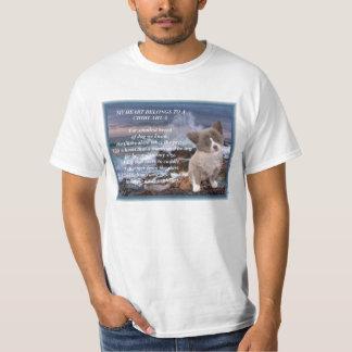 Min hjärta hör hemma till en Chihuahua Tee Shirt