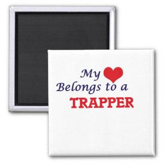 Min hjärta hör hemma till en Trapper