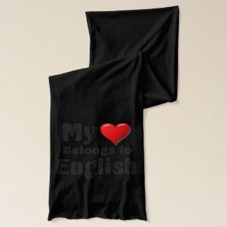 Min hjärta hör hemma till engelska halsduk