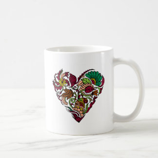 Min hjärtasamling kaffemugg