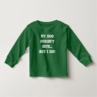 Min hund biter inte skjortan t-shirt