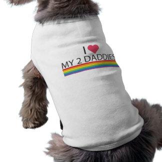 Min hund tröja för 2 pappor