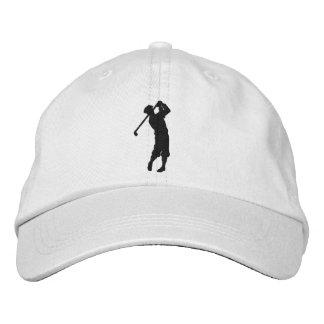Min justerbara hatt för sportGolfklassiker