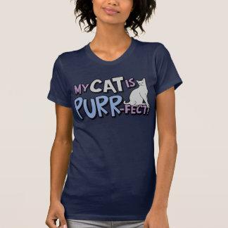 Min katt är Spinnande-fect Tee Shirt