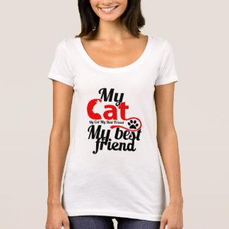 min katt min bästa vän t shirt