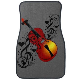 Min kompis, Violin_ Bilmatta