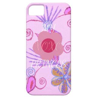 Min lite kärlek för Princess I dig XOXO iPhone 5 Case-Mate Fodraler
