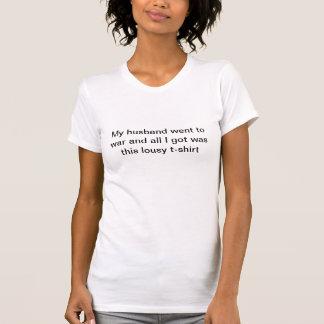 min make gick till krig och alla I-har Tee Shirt