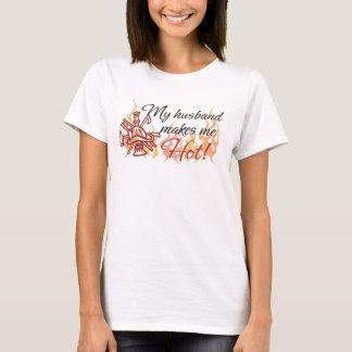Min make gör mig hoade! t-shirts