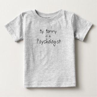 Min mamma är en psykolog tee