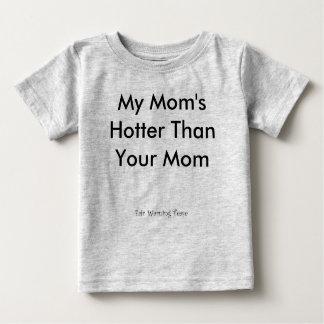 Min mamma som är varmmare än din mamma tröjor