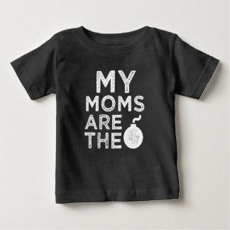 Min mammor är den roliga bebisskjortan för t shirts