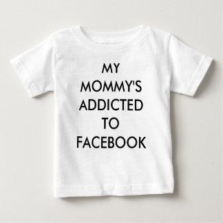 MIN MOMMYS SOM MISSBRUKAS TILL FACEBOOK T-SHIRTS