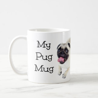 Min mopsmugg kaffemugg