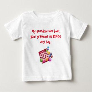 Min mormor är den bäst BINGOspelare Tee Shirts