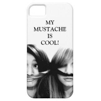Min mustaschiphone case iPhone 5 fodraler